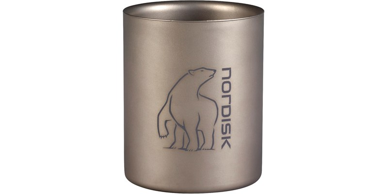 titanium mug 450 ml 119011 nordisk double wall 1