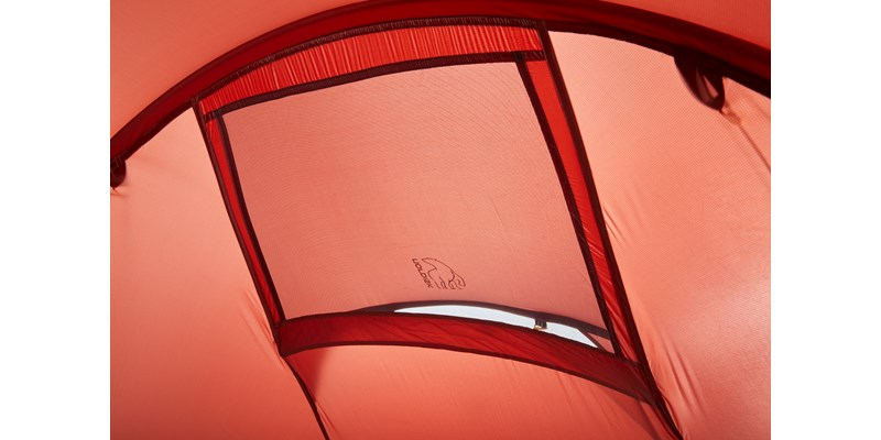 oppland 2 lw 151023 nordisk ultimate lightweight three man tent burnt red 11