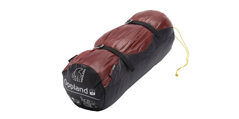 oppland 2 lw 151023 nordisk ultimate lightweight three man tent burnt red 14
