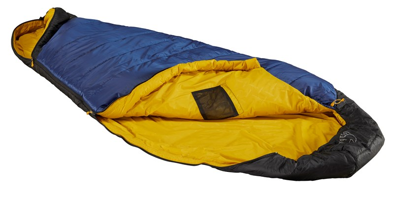 puk plus 4 110320_110321 nordisk egg shape sleeping bag truenavy 6