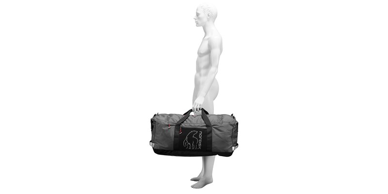 flakstad size l 133094 nordisk travel bag 85 litres magnet 24