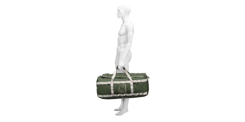skara size l 133088 nordisk gear bag 100 litres forest green 26