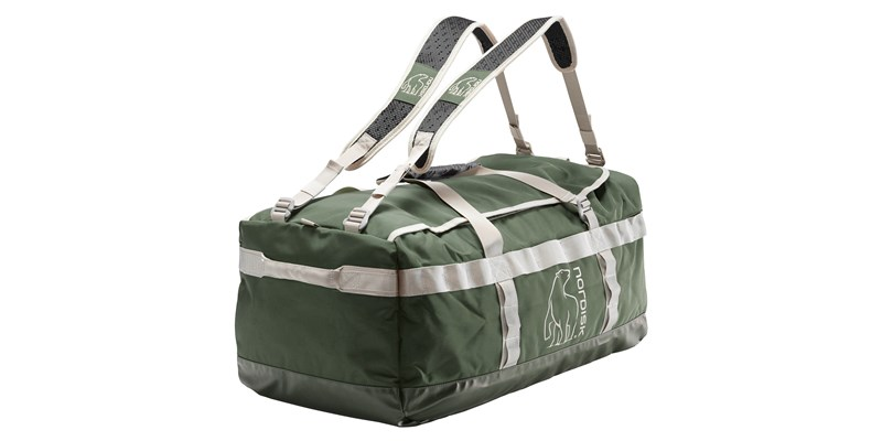 skara size m 133086 nordisk gear bag 70 litres forest green 03