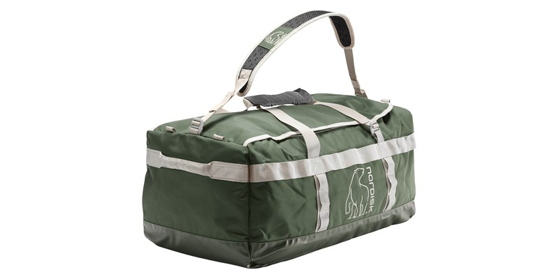 skara size m 133086 nordisk gear bag 70 litres forest green 06