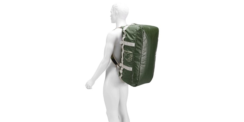 skara size m 133086 nordisk gear bag 70 litres forest green 17