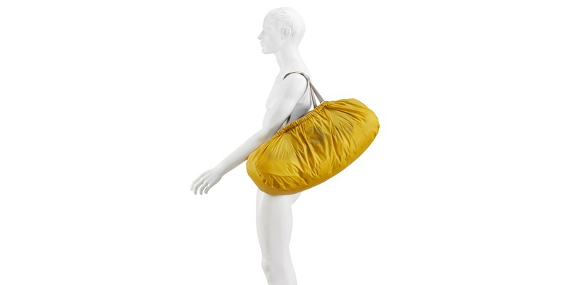 yggdrasil rain cover 148098 nordisk cma coloured rain cover mustard yellow 05