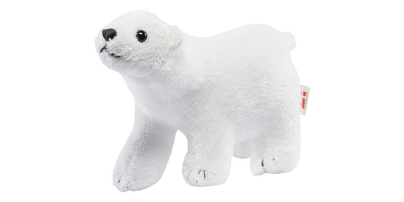 polar bear small 149006 nordisk white 01