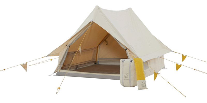 ydun tech mini 148051 with 148052 nordisk cma ydun with colour pack sand mustard yellow 01