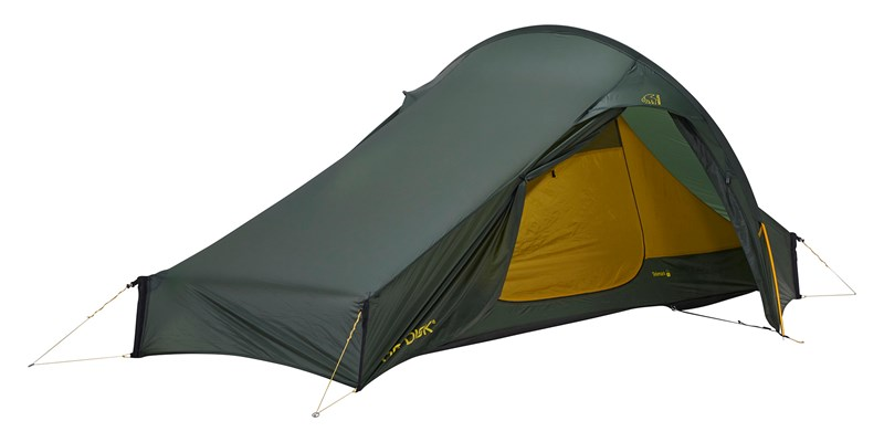 telemark 22 lw 151024 nordisk extremely light tent forest green 05