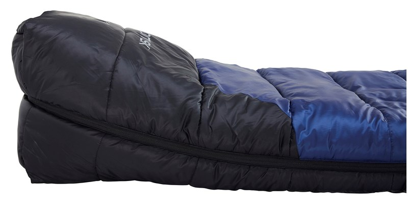 puk minus 10 mummy 110328 29 30 nordisk sleeping bag true navy mustard yellow black 07