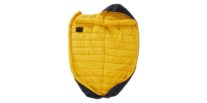puk minus 10 mummy 110328 29 30 nordisk sleeping bag true navy mustard yellow black 08