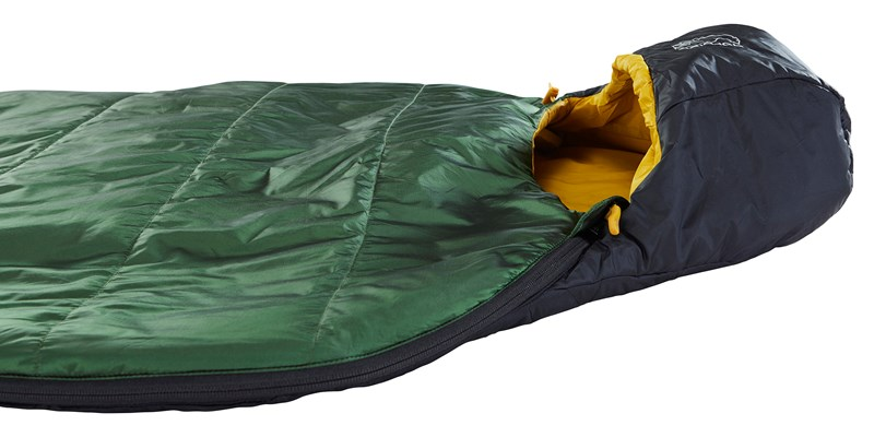 gormsson plus 10 curve 110461 62 63 nordisk summer sleeping bag artichoke green 08