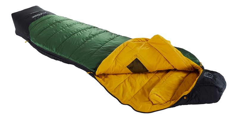 gormsson minus 2 curve 110467 68 69 nordisk 3 season sleeping bag artichoke green 03