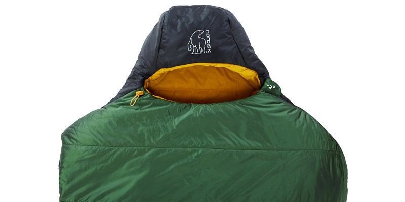 gormsson minus 2 curve 110467 68 69 nordisk 3 season sleeping bag artichoke green 05