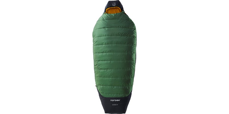 gormsson minus 2 egg 110474 75 nordisk 3 season sleeping bag artichoke green 01