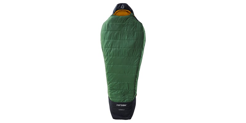 gormsson minus 2 mummy 110470 71 72 nordisk 3 season sleeping bag artichoke green 01
