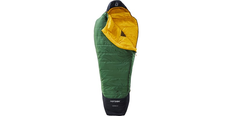 gormsson minus 2 mummy 110470 71 72 nordisk 3 season sleeping bag artichoke green 02