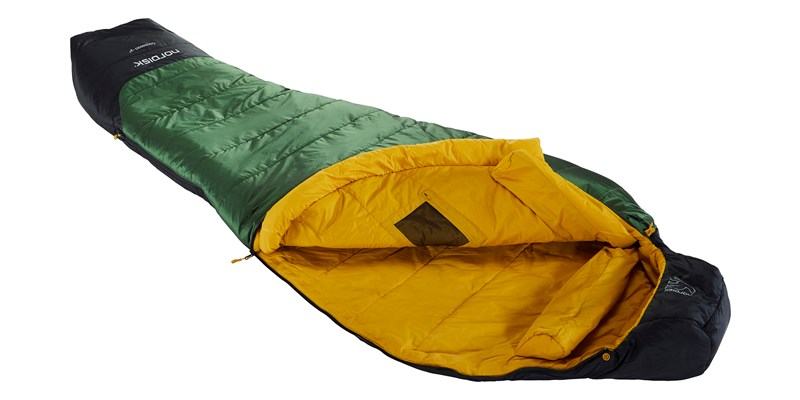 gormsson minus 2 mummy 110470 71 72 nordisk 3 season sleeping bag artichoke green 03