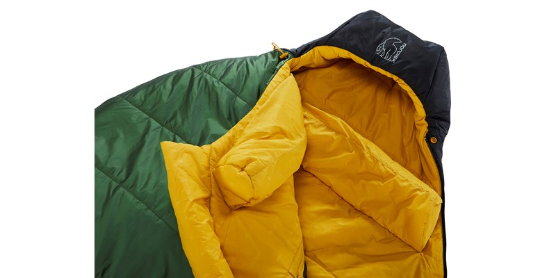 gormsson minus 2 mummy 110470 71 72 nordisk 3 season sleeping bag artichoke green 04