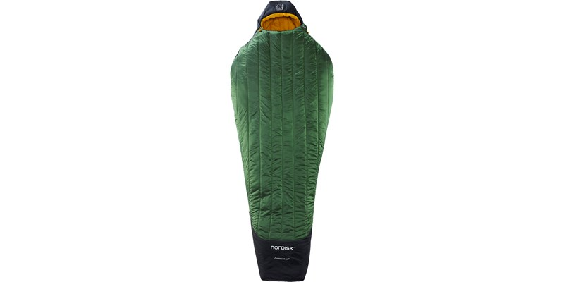 gormsson minus 10 mummy 110460 44 45 nordisk winter sleeping bag artichoke green 01