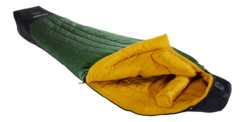 gormsson minus 10 mummy 110460 44 45 nordisk winter sleeping bag artichoke green 03