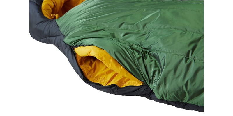 gormsson minus 10 mummy 110460 44 45 nordisk winter sleeping bag artichoke green 12