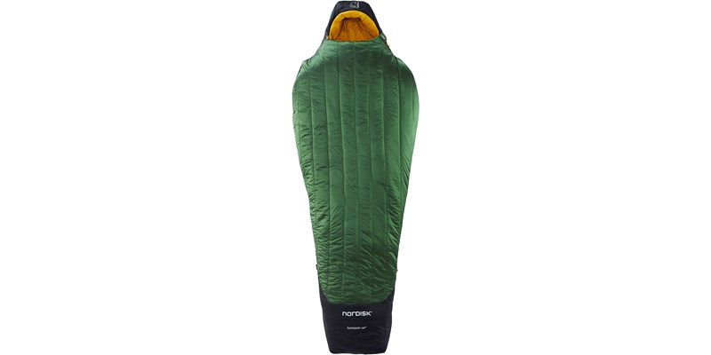gormsson minus 20 mummy 110459 46 47 nordisk winter sleeping bag artichoke green 01
