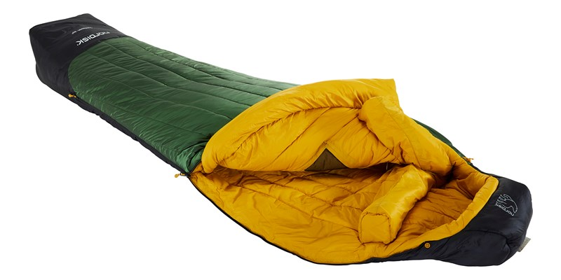 gormsson minus 20 mummy 110459 46 47 nordisk winter sleeping bag artichoke green 03