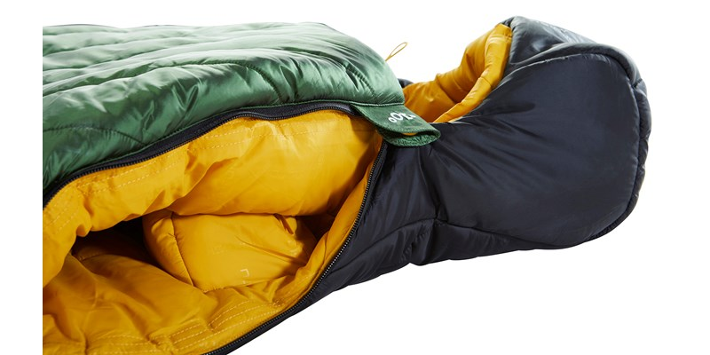 gormsson minus 20 mummy 110459 46 47 nordisk winter sleeping bag artichoke green 10