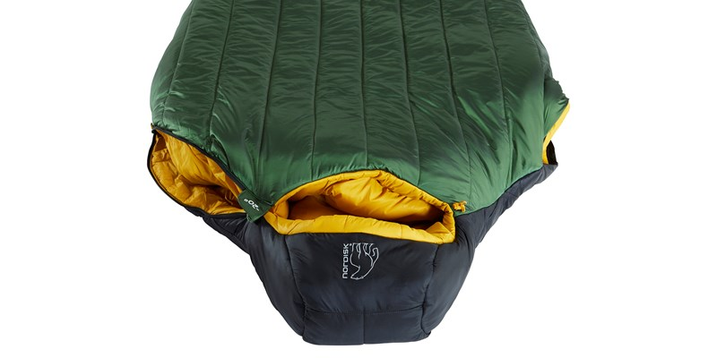 gormsson minus 20 mummy 110459 46 47 nordisk winter sleeping bag artichoke green 11