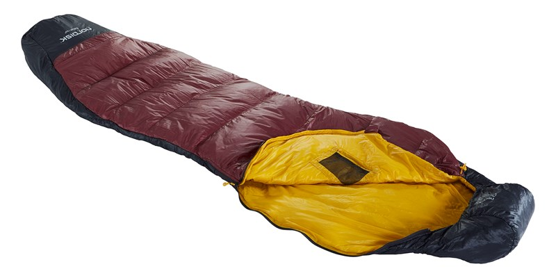 oscar plus 10 curve 110476 77 nordisk summer sleeping bag rio red 03