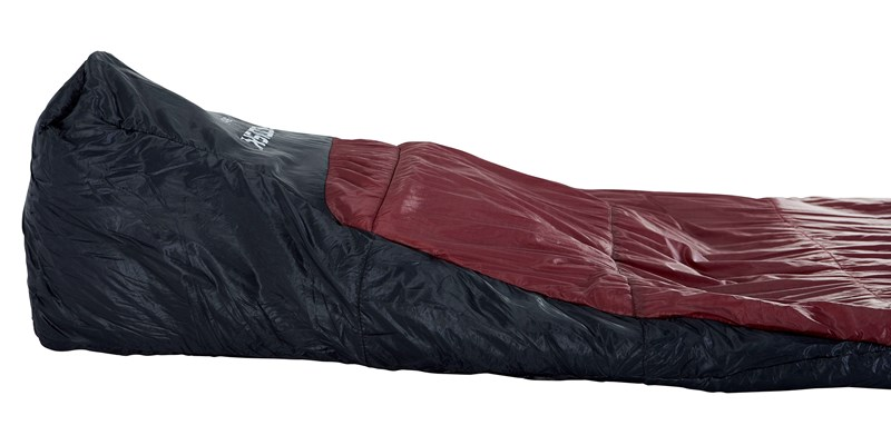 oscar plus 10 curve 110476 77 nordisk summer sleeping bag rio red 10