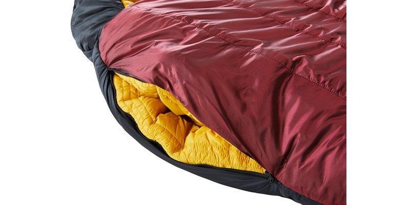 oscar minus 10 mummy 110453 54 55 nordisk winter sleeping bag rio red 13