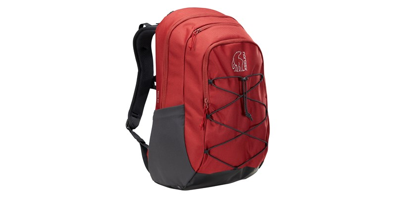 tinn 24 133099 nordisk backpack burnt red 02