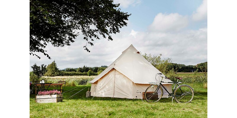 asgard 12 6 m2 142023 nordisk classic retro bell tent technical cotton glamping by etnyhjem denmark 2017 2