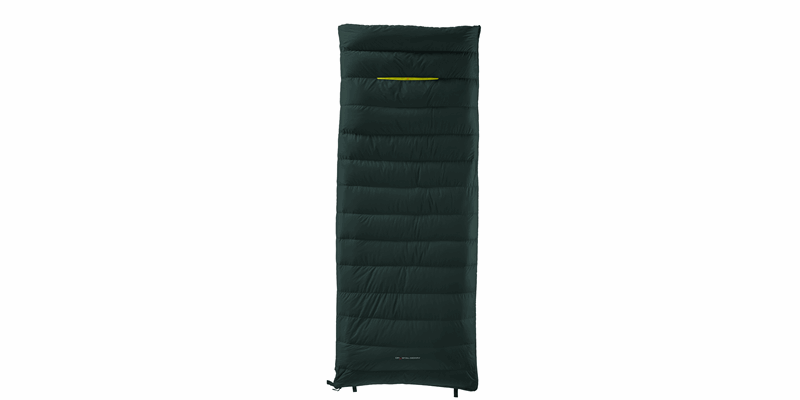 tension brick 200 yeti down sleeping bag 01 vertical closed
