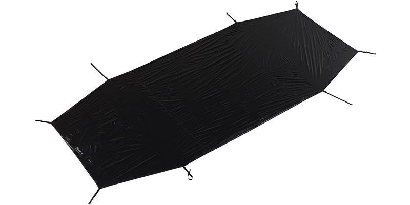 oppland 3 footprint 107136 nordisk extra waterproof floor black