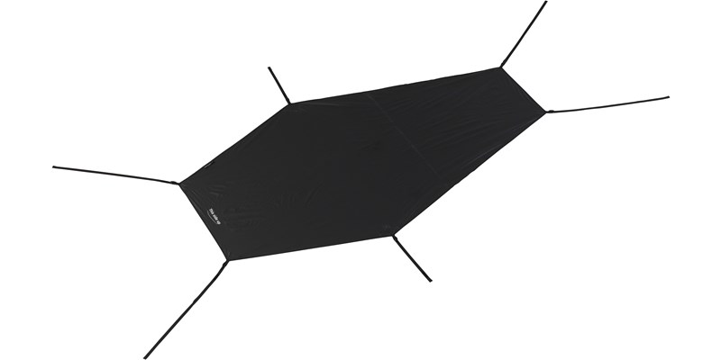 telemark 2 footprint 107123 nordisk extra waterproof floor black