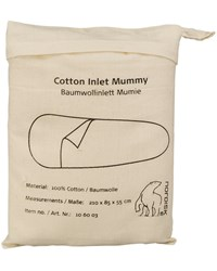 Cotton liner, mummy