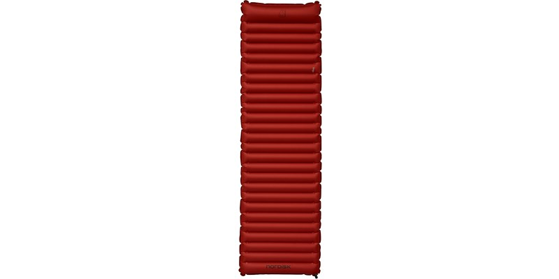 vega 115005 nordisk 75 cm air mat burnt red front