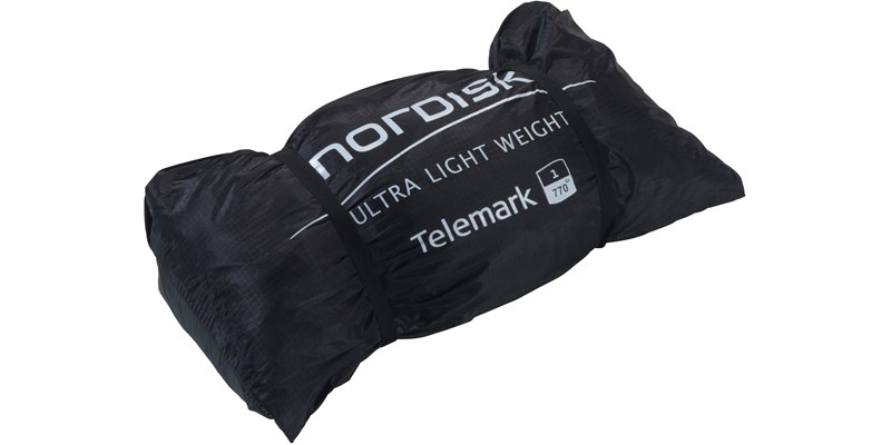 telemark 1 ulw 151009 nordisk ultra lightweight one man tent forest green packsack