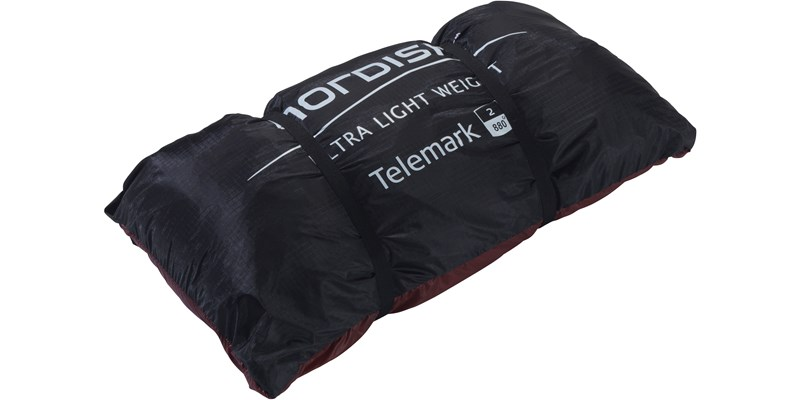 telemark 2 ulw 151005 nordisk ultra lightweight one man tent forest green packsack