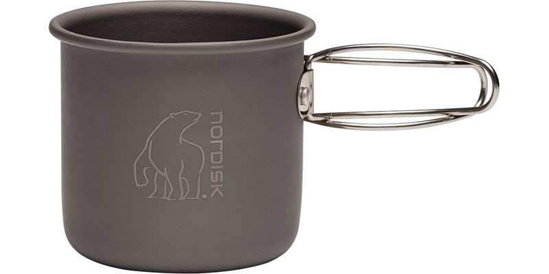 aluminium mug 400 ml 119038 nordisk unfolded